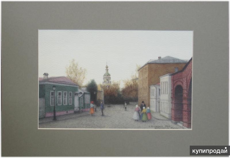 Постеры на стену художника Искандера Улумбекова
