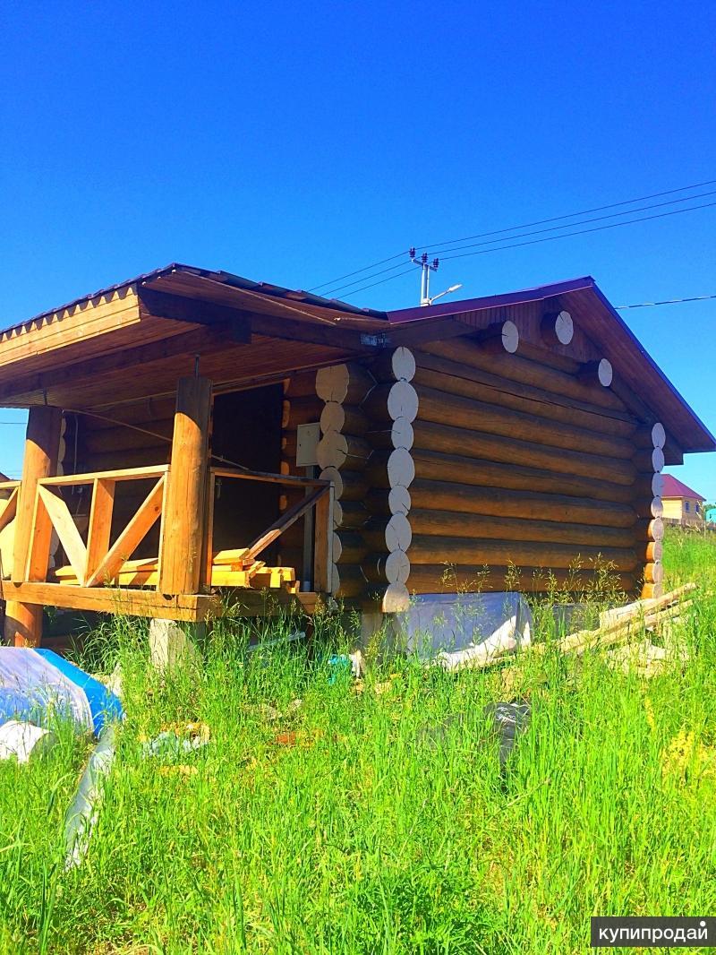 Продам эко дом круглогодичного проживания