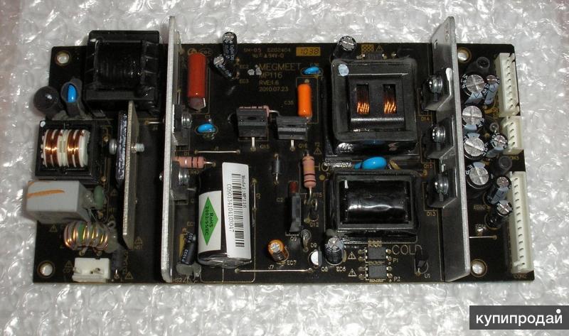 Блок питания(PSU): MP116 REV 1.6
