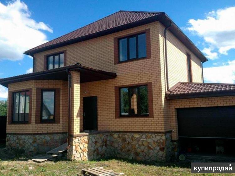 Круглогодичное строительство домов Пенза, пригород, область