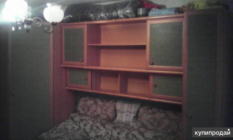 Мебельная стенка (пр-во Финляндии)
