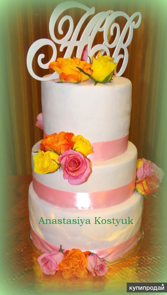 Торты, капкейки и сладости на заказ в Ногинске и Подмосковье
