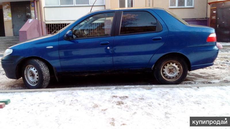 Fiat Albea, 2007