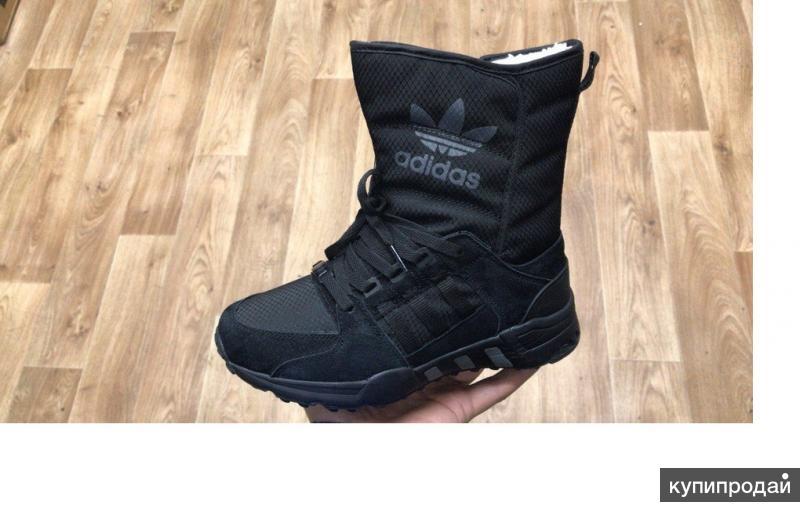 Новые сапоги Adidas. Еврозима! 38-39 размера