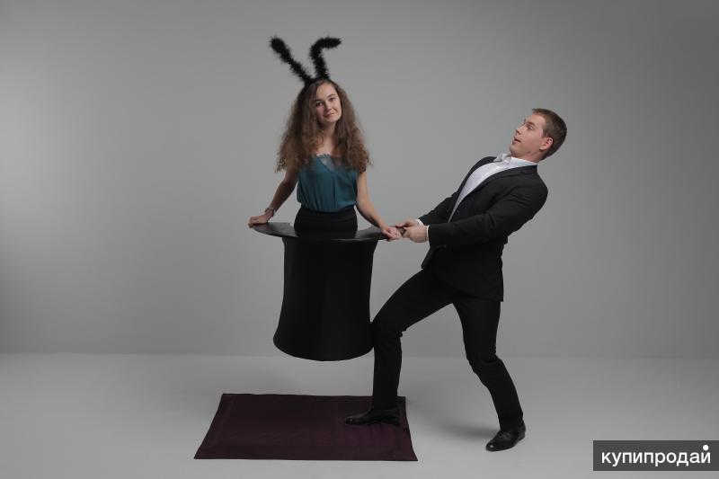 """Волшебная фото-зона """"Кролик из шляпы"""""""