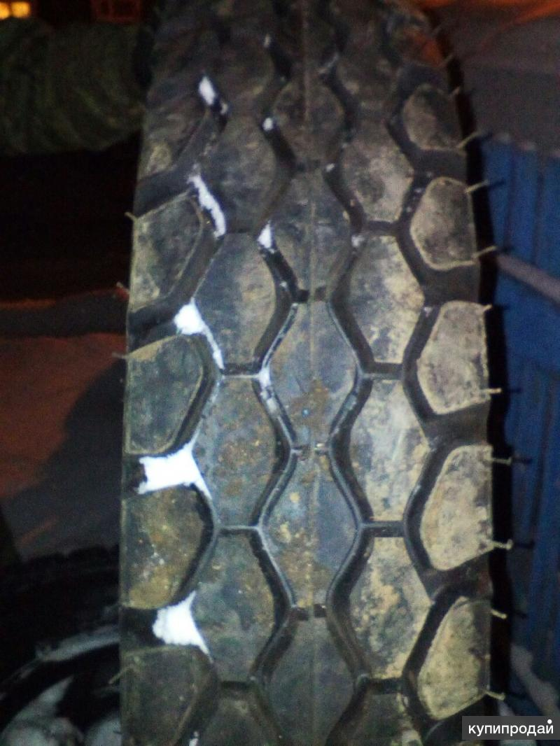 Продам грузовые шины форвард 4 покрышки с камерой новые шины