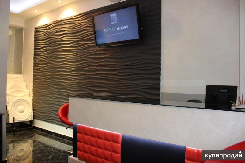 Офис с дизайнерским ремонтом, 40 м²