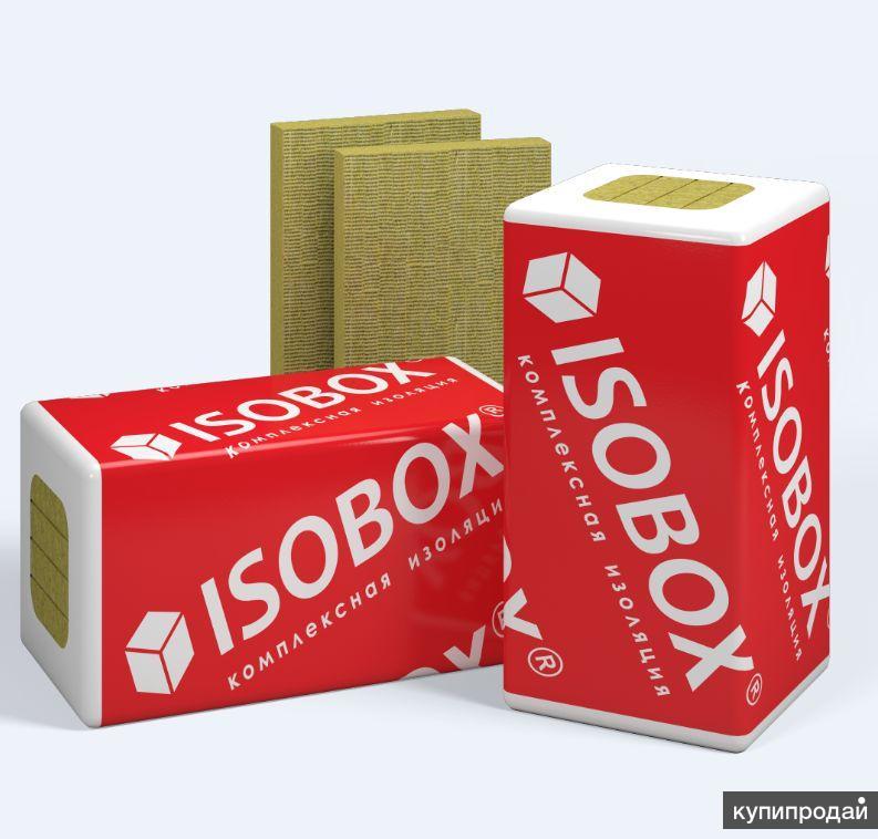 Утеплитель isobox лайт (р-35)