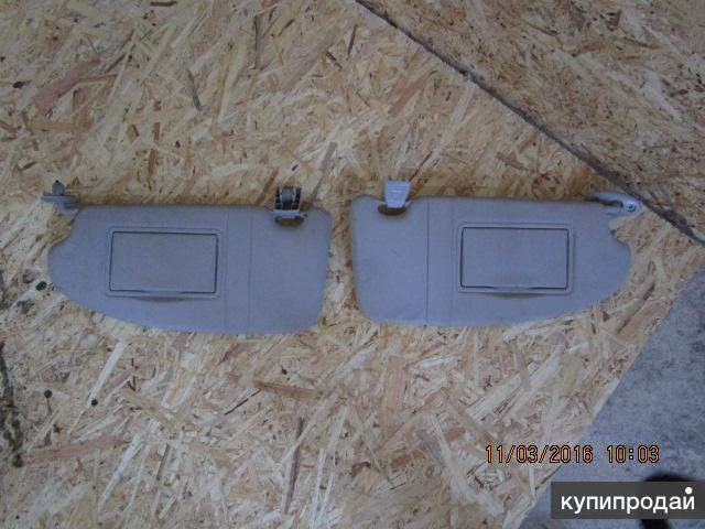 Комплект солнцезащитных козырьков Ford Focus II 05-08