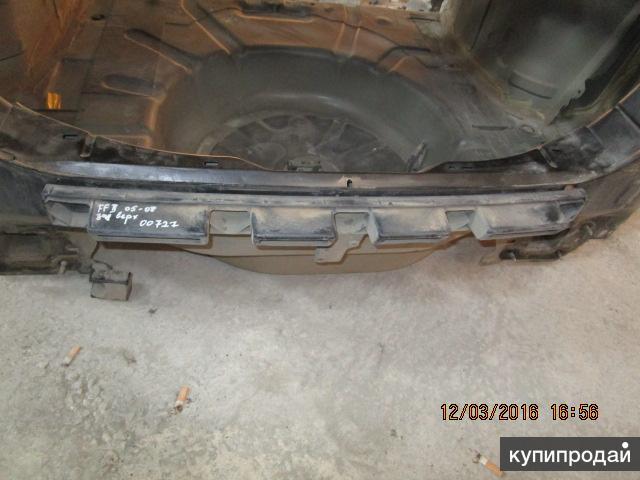 Усилитель бампера задний верхний Ford Focus II  седан 05-08