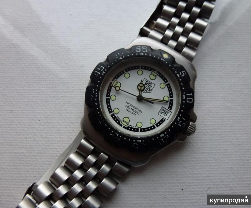 Наручные женские часы Tag Heuer (Швейцария)