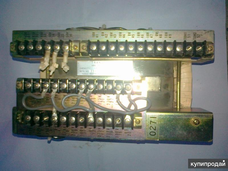 Трансформатор: Fanuc,model - A80L-0001-0271-03