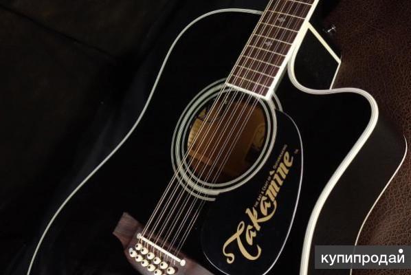 Гитара Takomine 12 струн