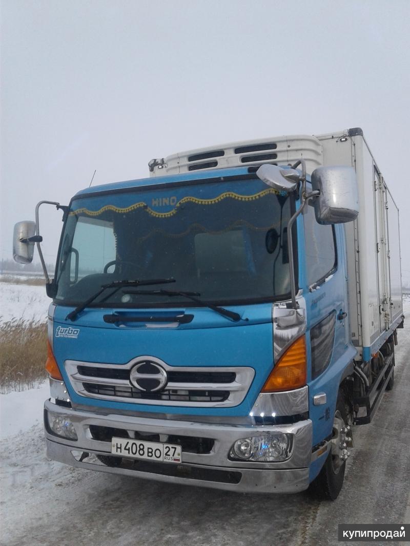 Фургон Реф. 4-6 тонн по ДВ региону
