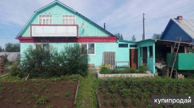 Продам дом в коллективном саду п. Медянкино