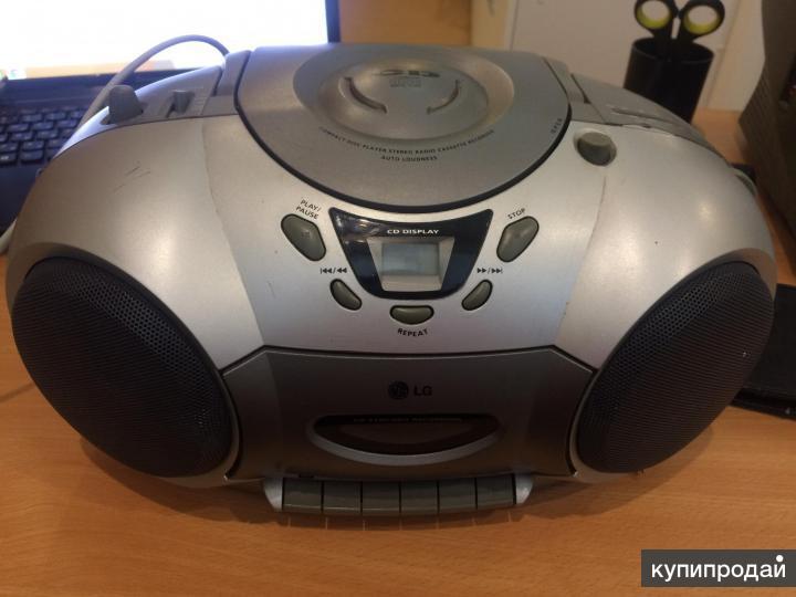 CD-магнитола LG CD3230AX
