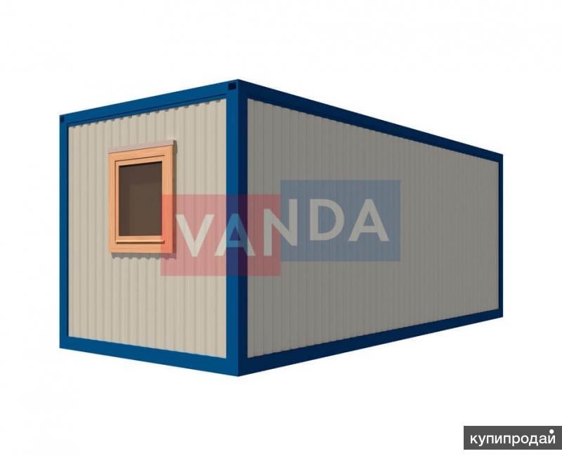 Блок контейнер 6х2,45