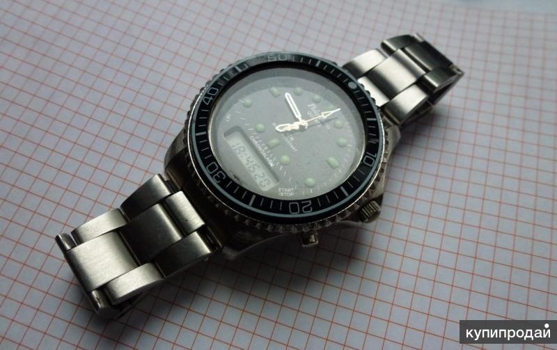 Наручные муж. часы Philip Persio (Великобритания)