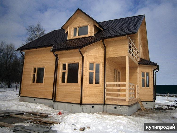 Щитовые жилые и дачные дома по реальной стоимости в Пензе