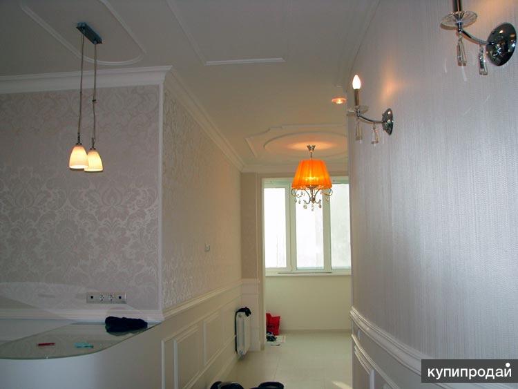 Отделка квартир под ключ в новостройках Пензы