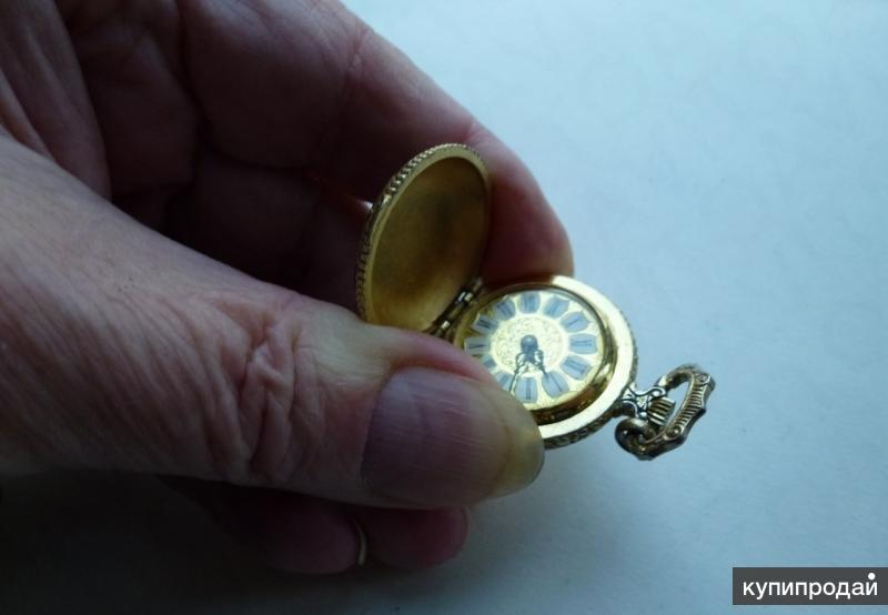 Часы-кулон Buler (Швейцария)
