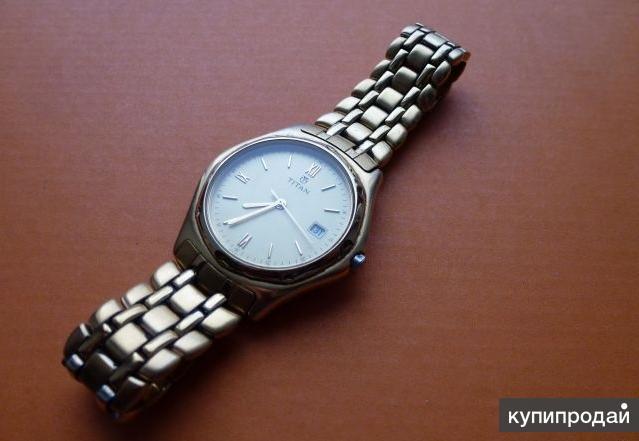 Наручные мужские часы Titan (Индия)