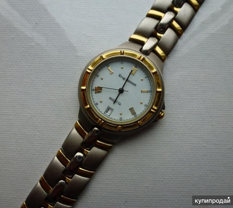 Наручные женские часы Krug Baumen (Великобритания)