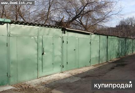 ГАРАЖ  ст ОСТАНКИНО