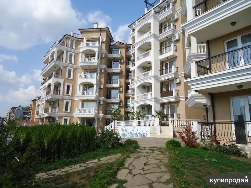 Студия в Болгарии, Вилла Анторини