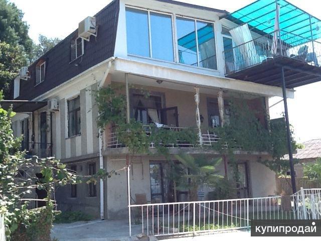 Аренда апартаментов на вилле Мимоза в Сухуми