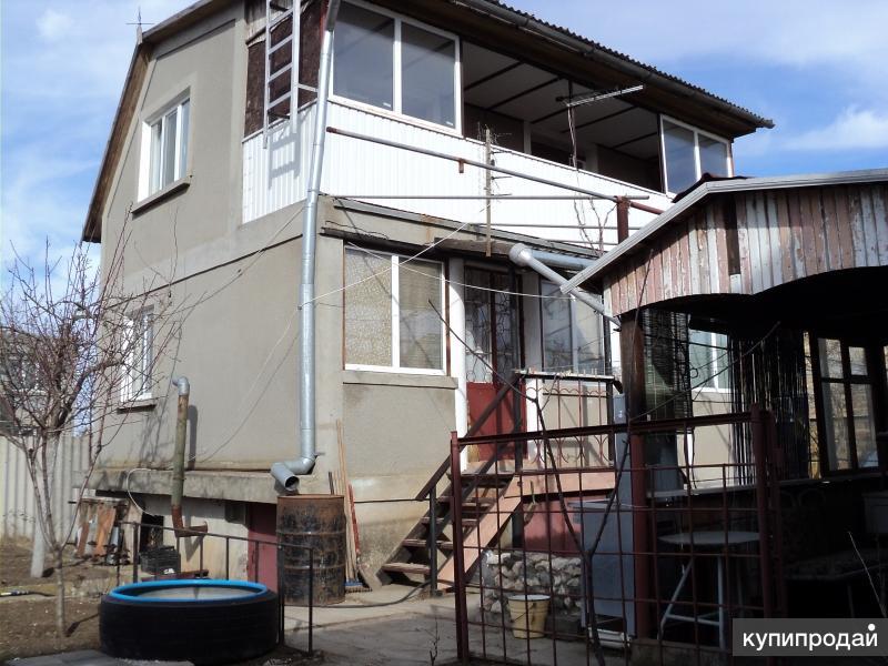 Дача 90 м2 пригород Евпатории, Крым, Россия.