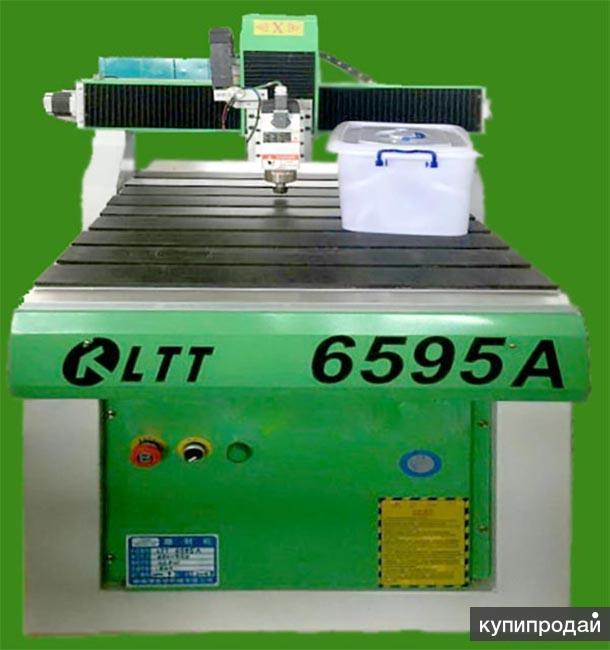 Фрезерный станок с ЧПУ LTT-6595A.