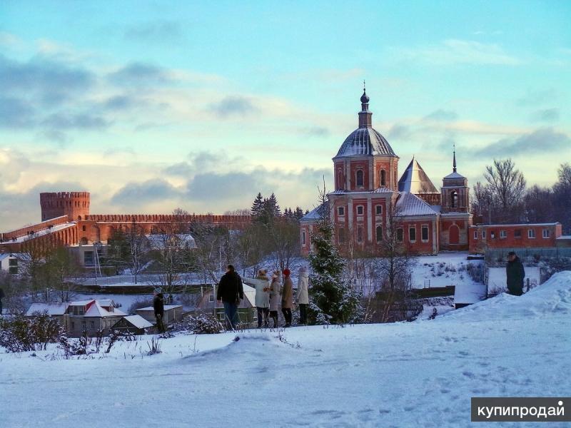 Экскурсии на минивене по Смоленску