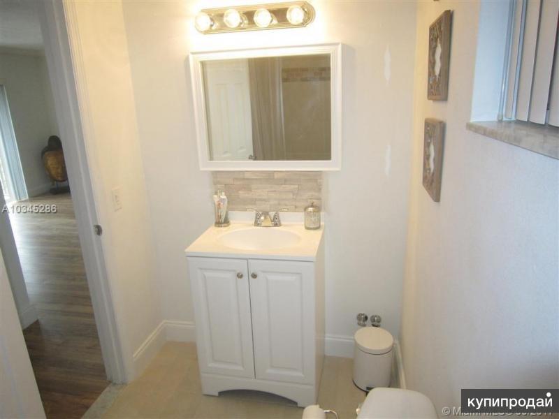 Продается прекрасная однокомнатная квартира в Майами