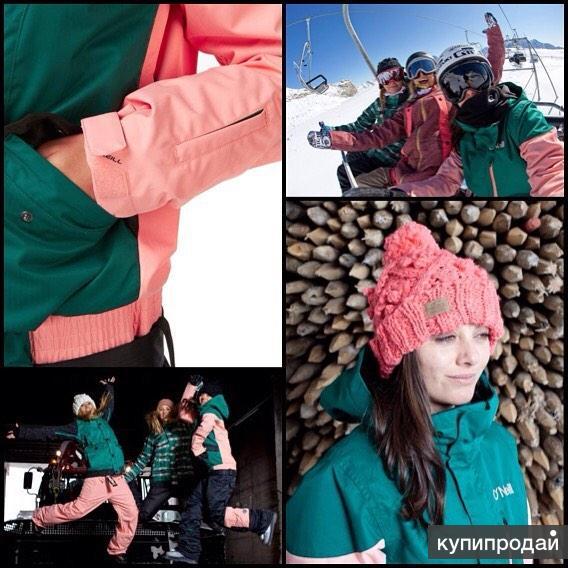 женский комбинезон для сноуборда