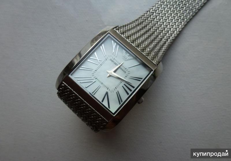 Наручные мужские часы Emporio Armani (Италия)