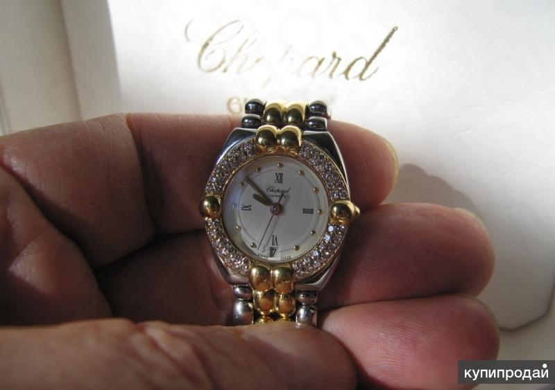 Наручные женские часы Chopard (Швейцария)