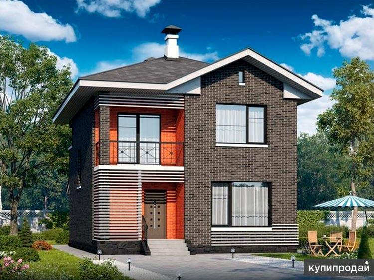 Проекты двухэтажных домов и коттеджей в Пензе