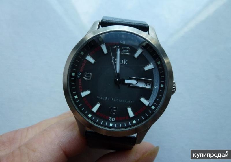 Наручные мужcкие часы Fcuk (Великобритания)