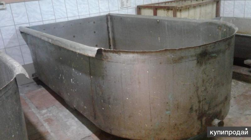 Продам ванны для засола пищевых продуктов