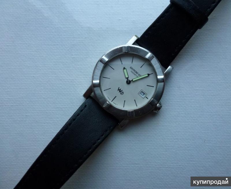Наручные мужские часы Raymond Weil (Швейцария)