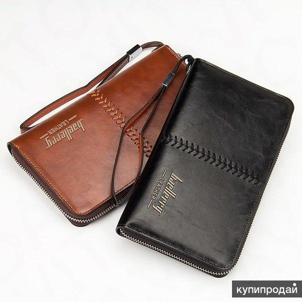 Портмоне мужское Baellerry Leather