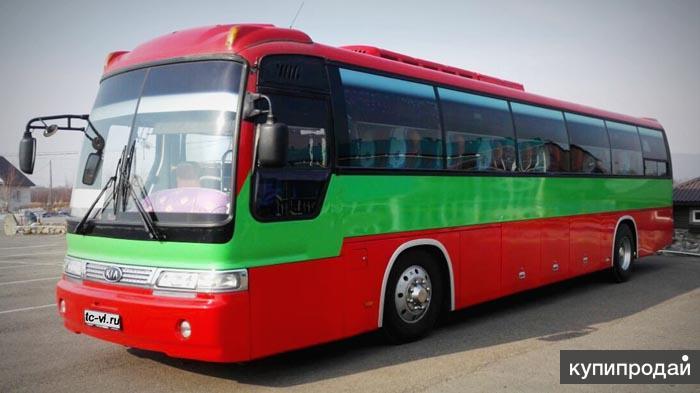 Аренда автобусов во Владивостоке