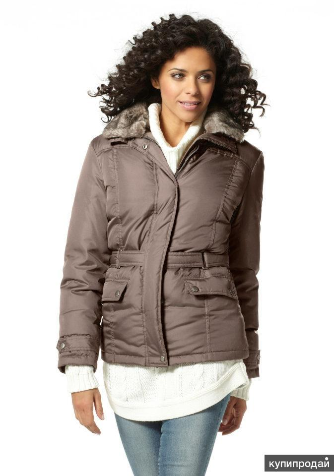 Новая зимняя куртка из немецкого каталога