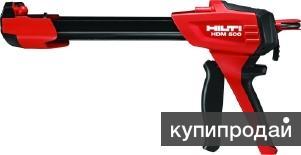 HDM 500 Ручной дозатор (в чемодане) арт. 3550123