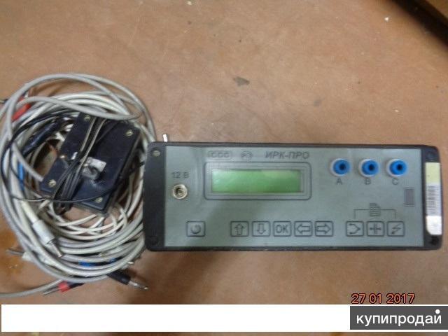 Прибор для измерения телефон. кабеля ирк-про 7.4