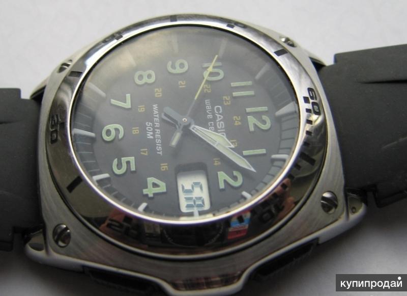 Наручные мужские часы Casio (Япония)