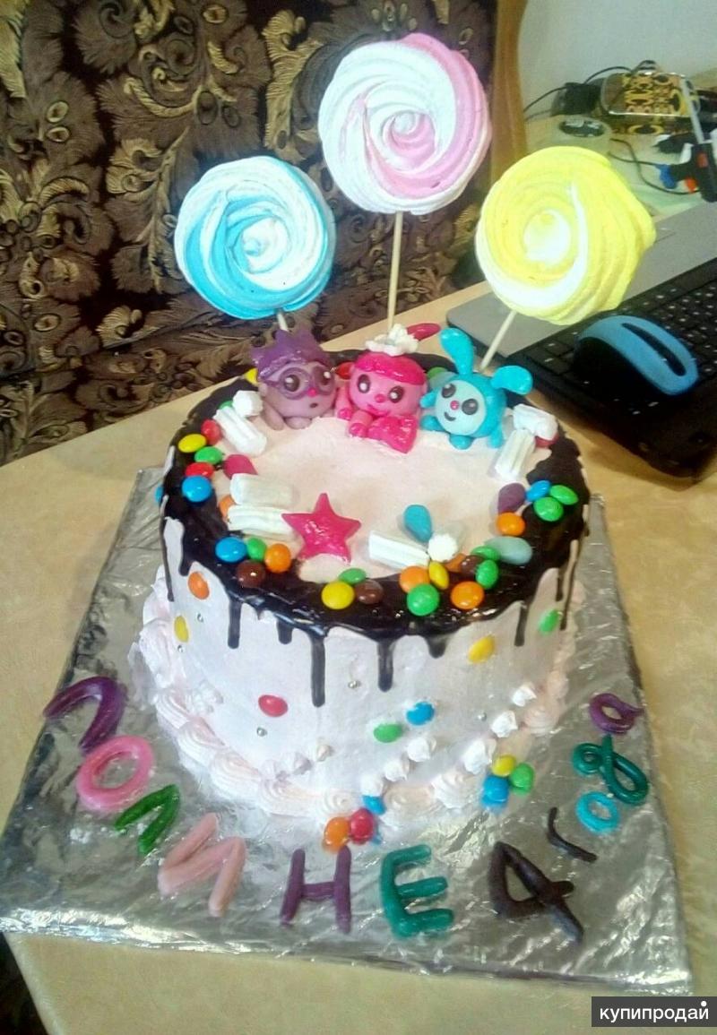 Домашние торты на заказ красивые и вкусные