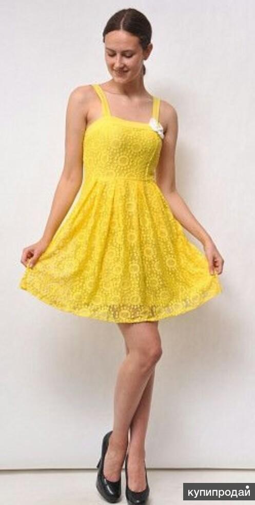 Платье новое с ажурным узором