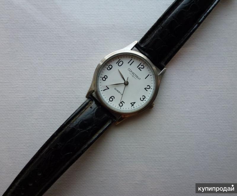 Наручные мужские часы Constant (Великобритания)